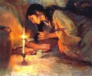 Dieu recherche ceux qui embrassent la faiblesse de la Croix et qui permettent à la force de Dieu d'être perfectionnée  en eux.