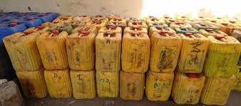 Manouba : Saisie d'une quantité importante d'hydrocarbures de contrebande