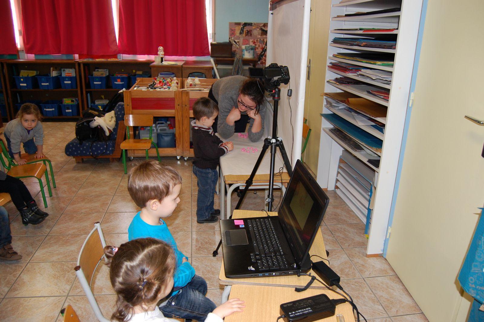 Animation cinéma - Association Cellofan