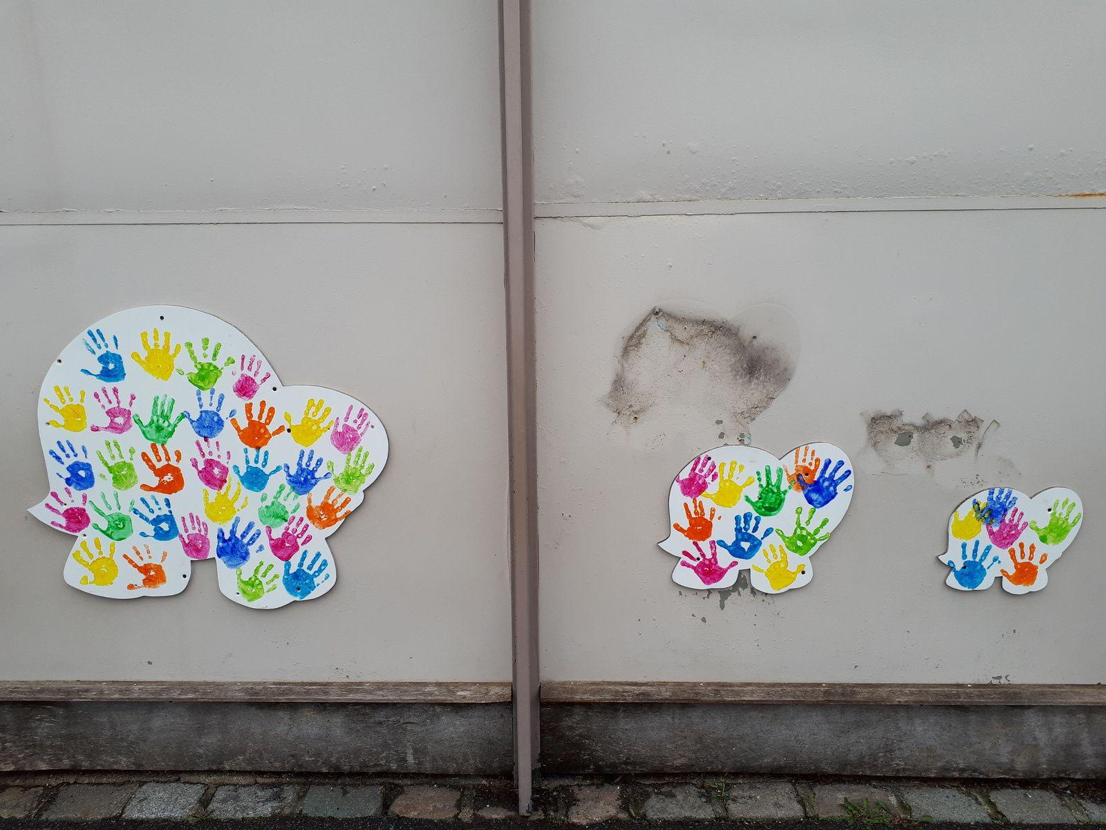 L' art urbain (suite)
