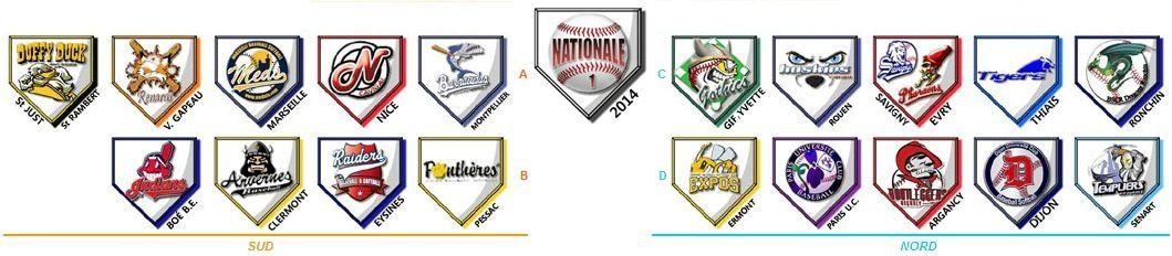 2014 - LES COMPÉTITIONS NATIONALES !