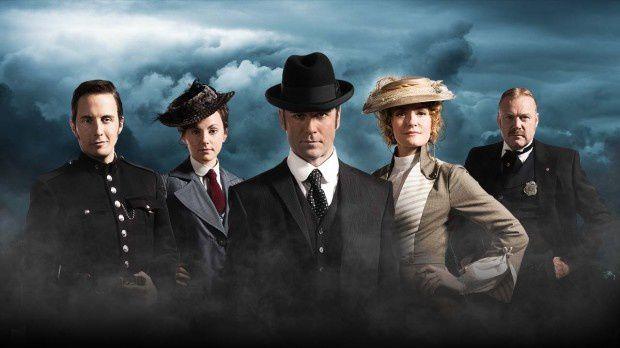 L'équipe de Murdoch Mysteries