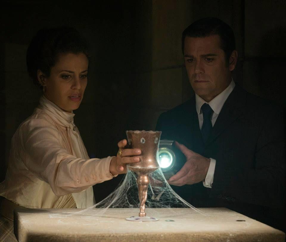 &quot&#x3B;Murdoch et le temple de la mort&quot&#x3B; s8 ep 10 Murdoch Mysteries
