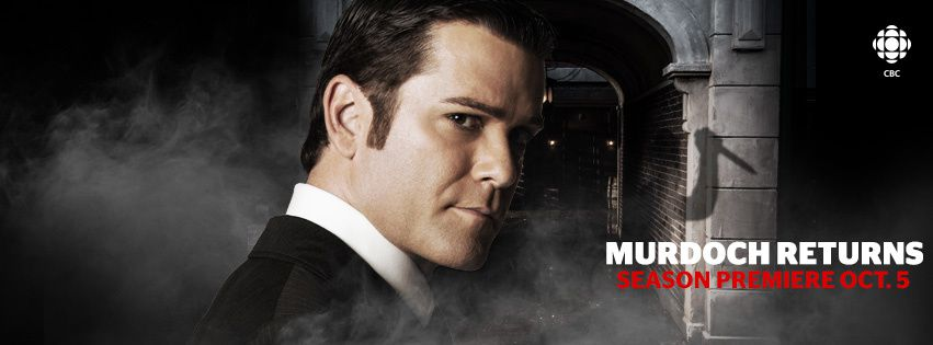 Go Murdoch Mysteries Season 9