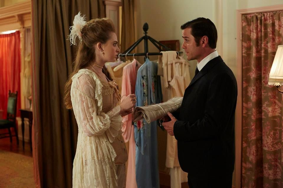 &quot&#x3B;Le diable s'habille en corset&quot&#x3B; Murdoch Mysteries s8 ep 12