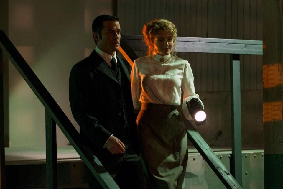 Les incurables Murdoch Mysteries