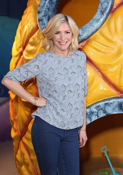 Lisa Faulkner au Sky Kids Cafe Celebrity Launch Party