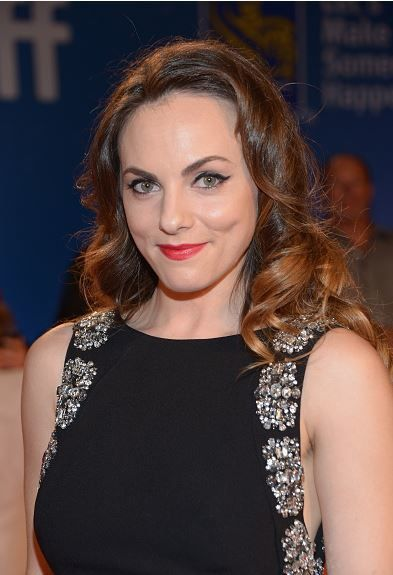 Georgina Reilly au Toronto International Film Festival