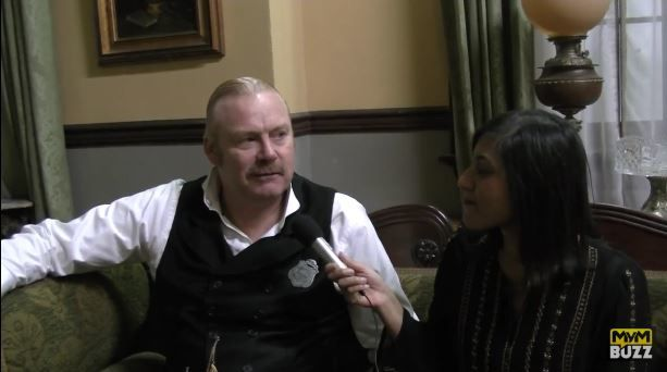 Interview de Thomas Craig