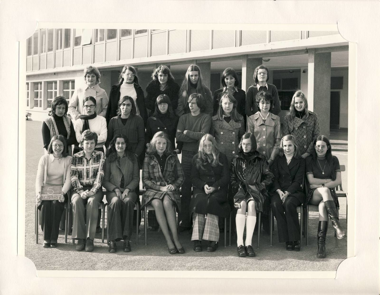 Photos de classes 1973