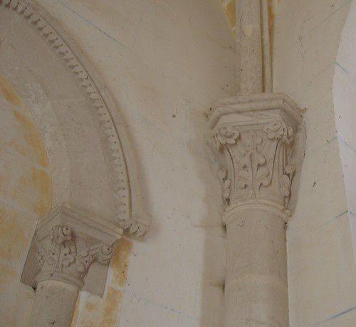 Découvrir l'architecture de l'église