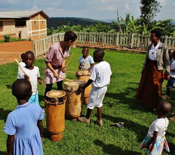 """Orphelinat """"Maison de l'espoir"""" - Ngozi"""