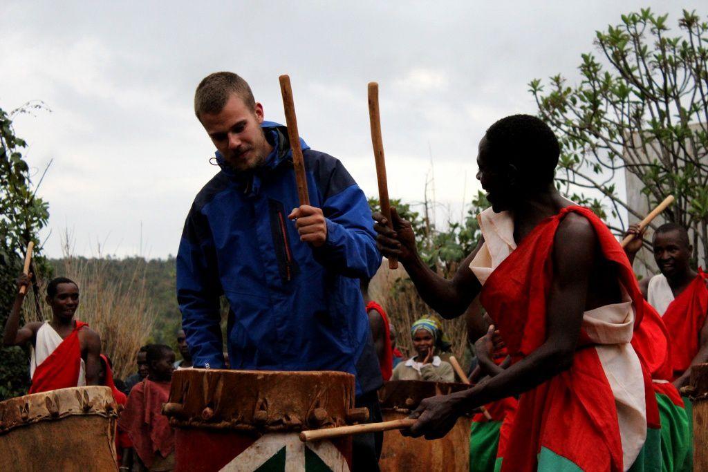 Gishora, les tambours du Burundi