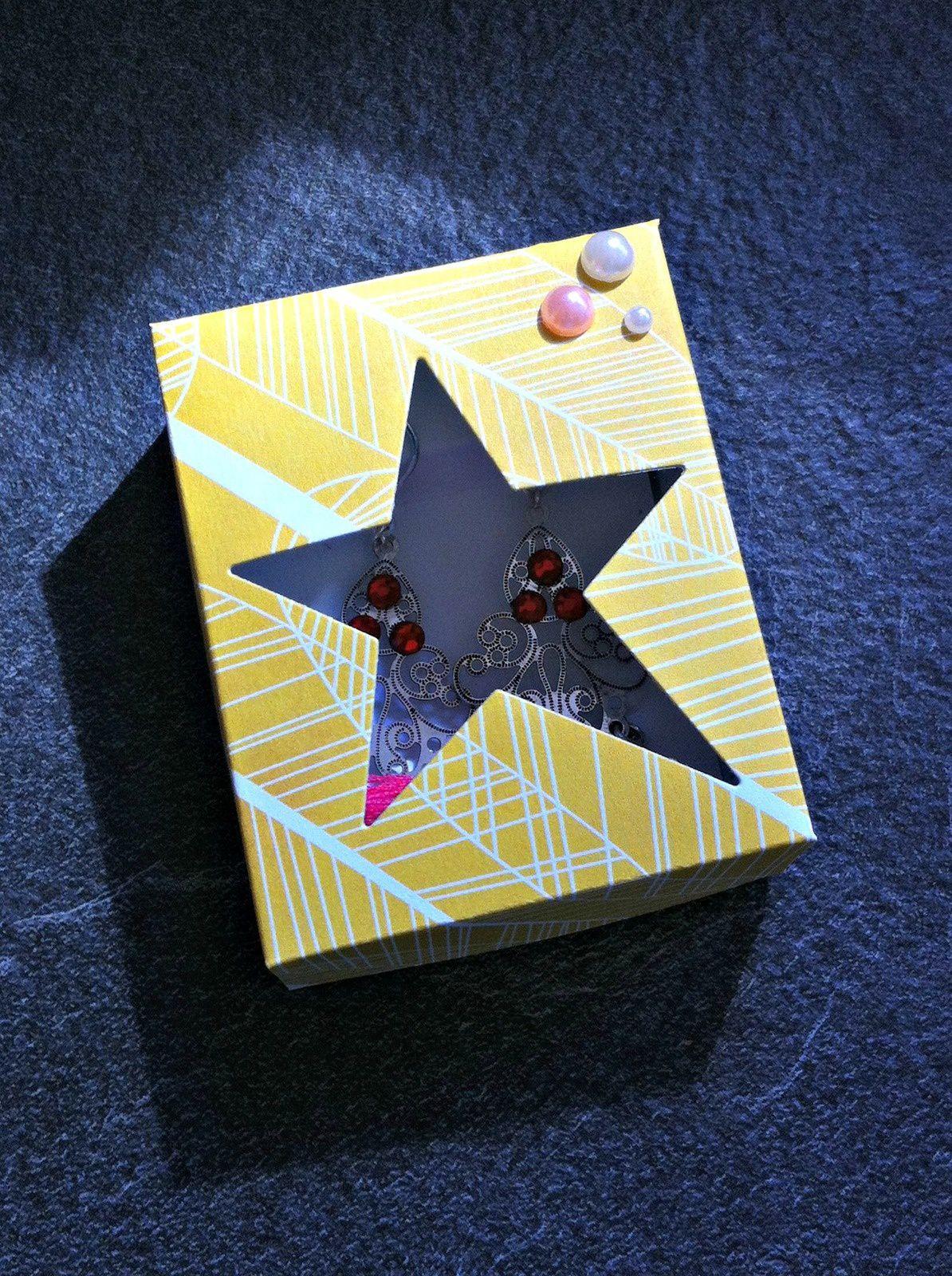 Un petit cadeau pour la nounou