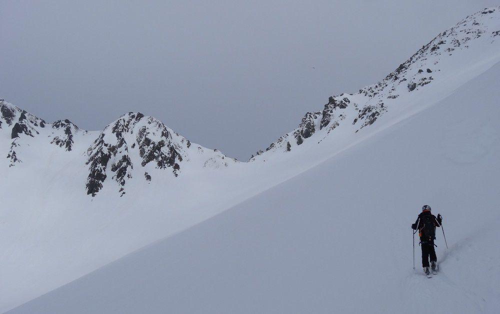 Ski de randonnée : Tour des Aiguilles Crochues