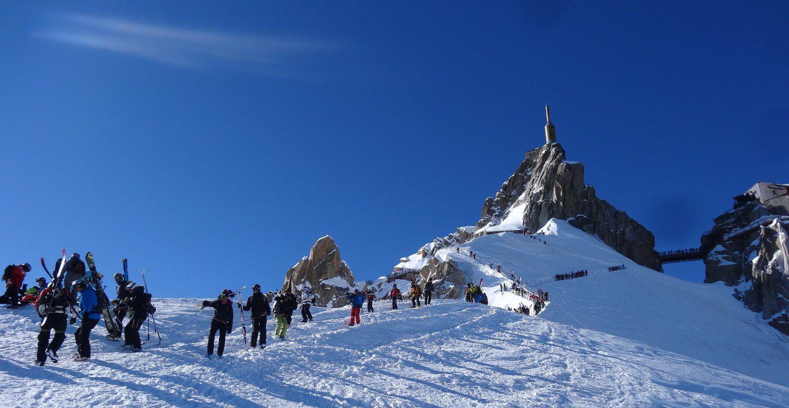 Ski - Freeride - Vallée Blanche