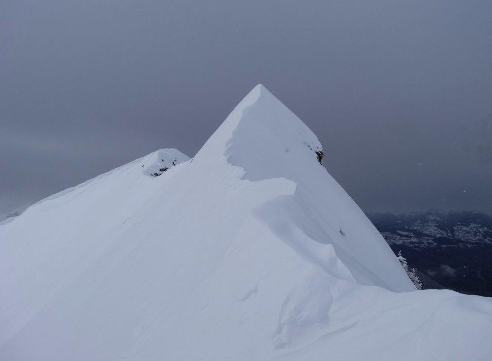 Ski de randonnée : Aiguillette des Houches - 2285 m