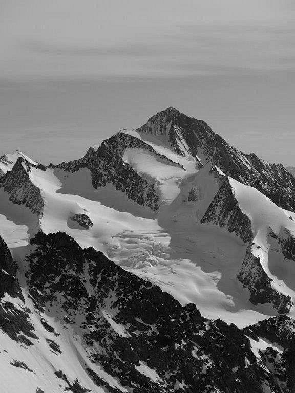 Alpinisme : Finsteraarhorn 4274 m