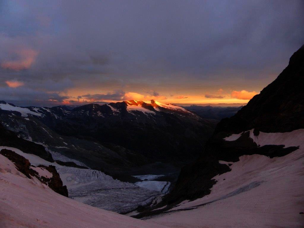Alpinisme : Piz Bernina Biancograt - 4049 m