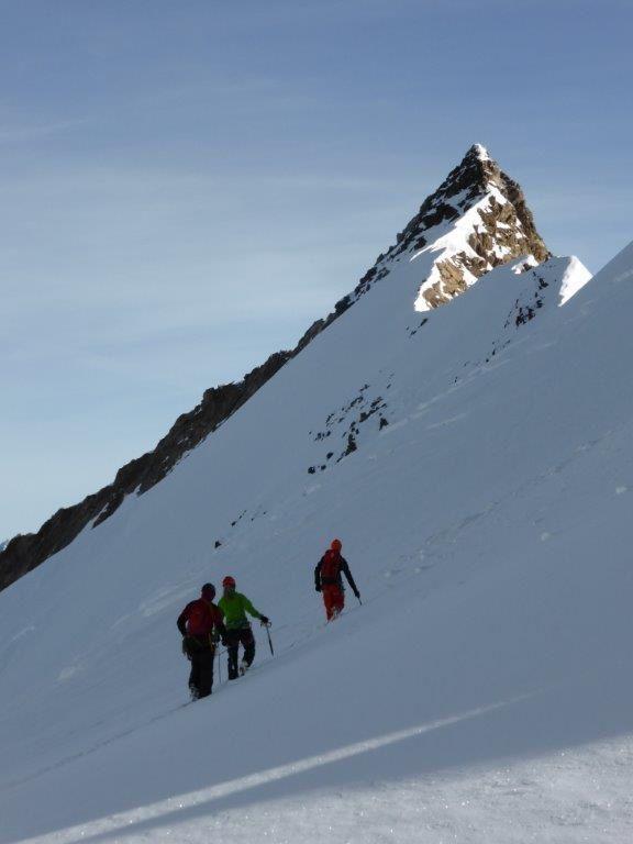 Vidéo : Mon plus haut 4000 à ski - Pointe Dufour 4634 m  - massif des Monts Roses