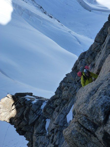 photos Anne  Grandes Jorasses