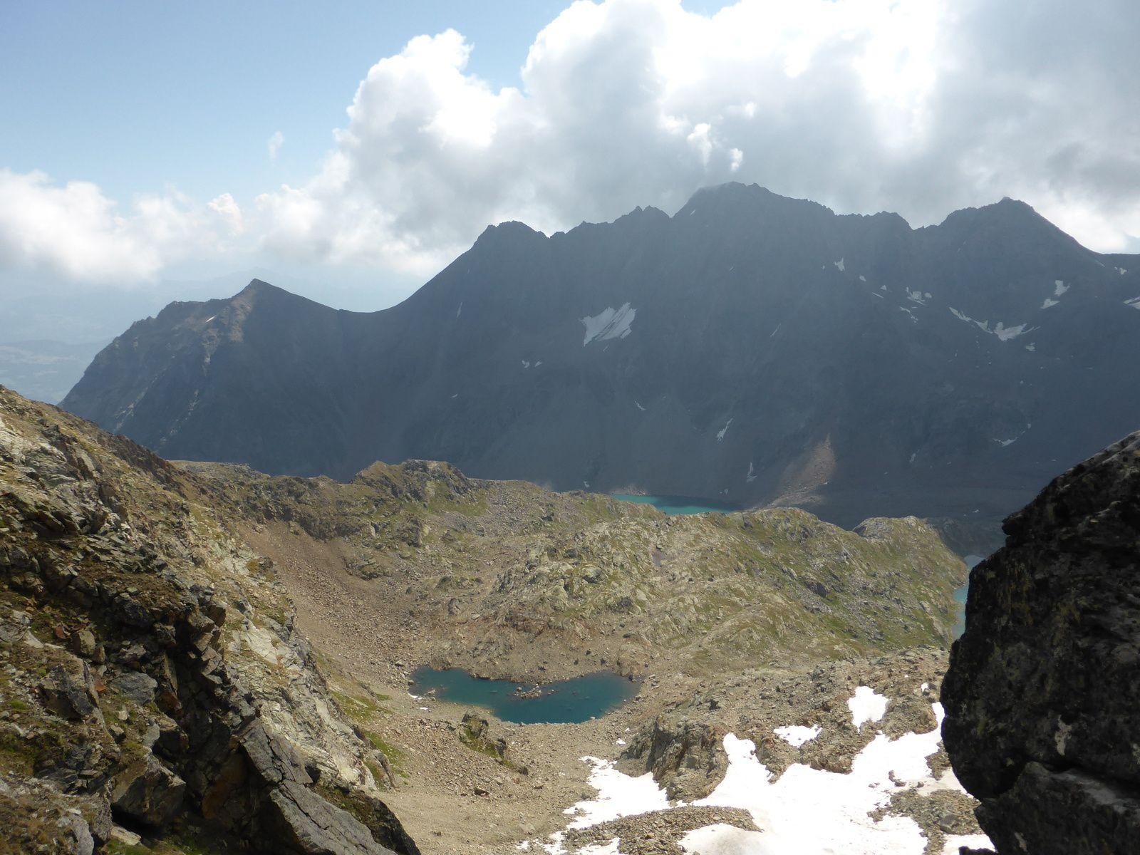 Mont Emilius Randonnée trail