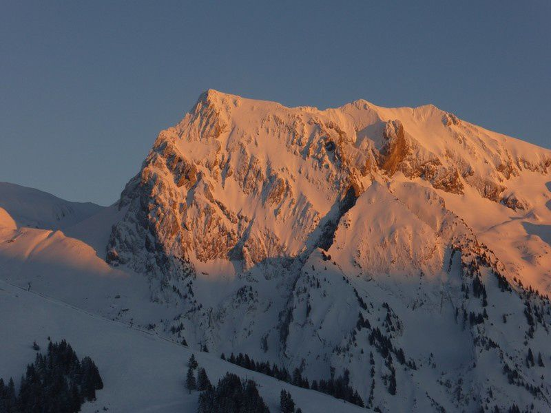 Ski de Rando - Pointe de Blonnière