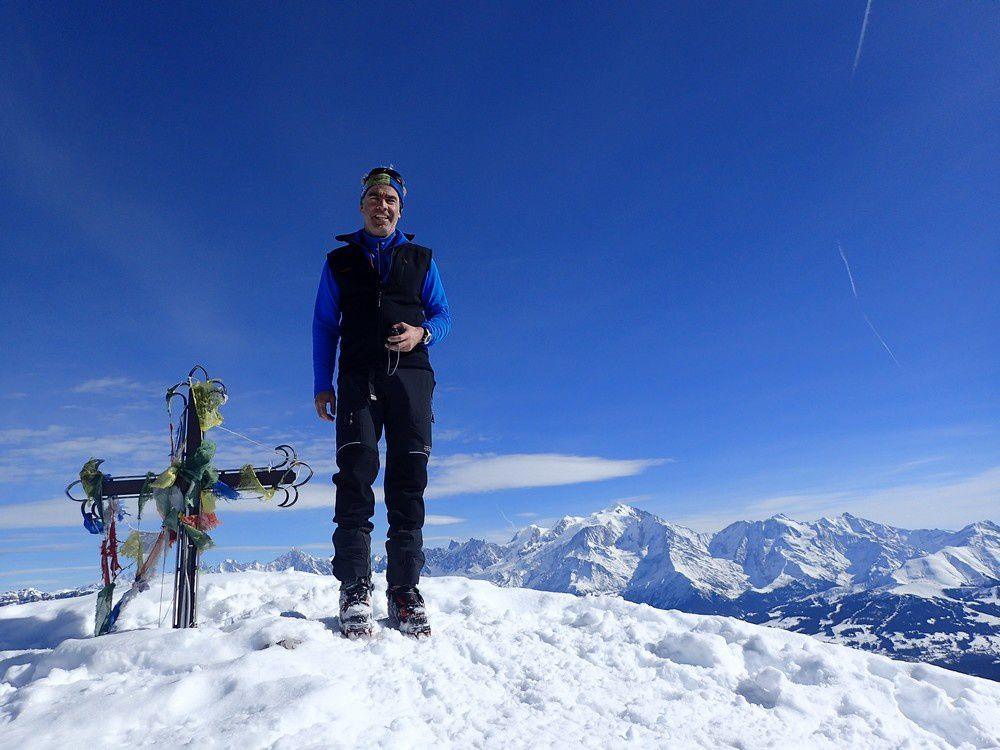 Mont Charvet - tour de la petite Miaz
