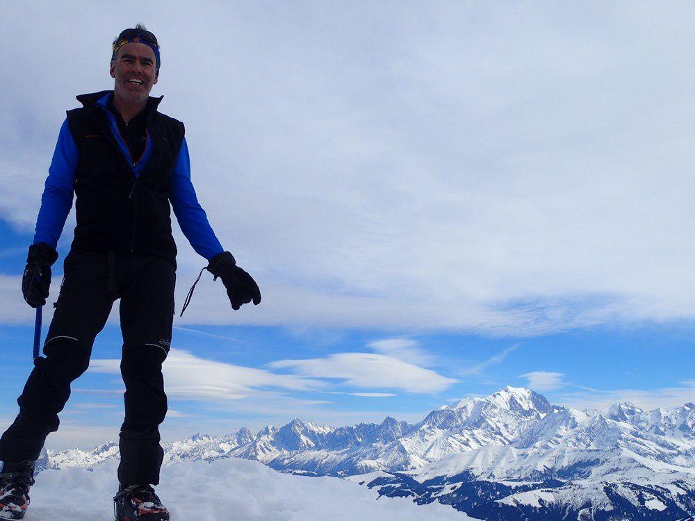 Mont Charvet - sommet
