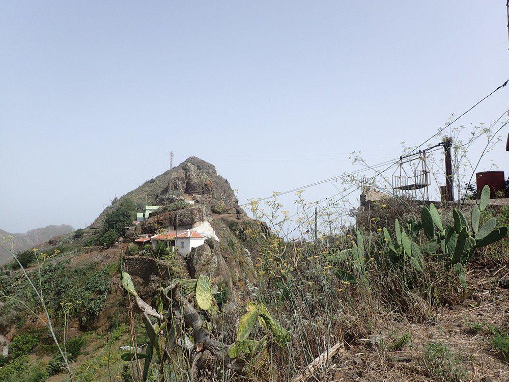 Rando Tenerife : Punta del Hidalgo - Beija - Los batanes - Chinamada