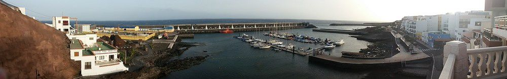 le port de la Restinga