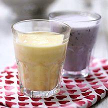Smoothie mangue banane et vanille 1 Pp