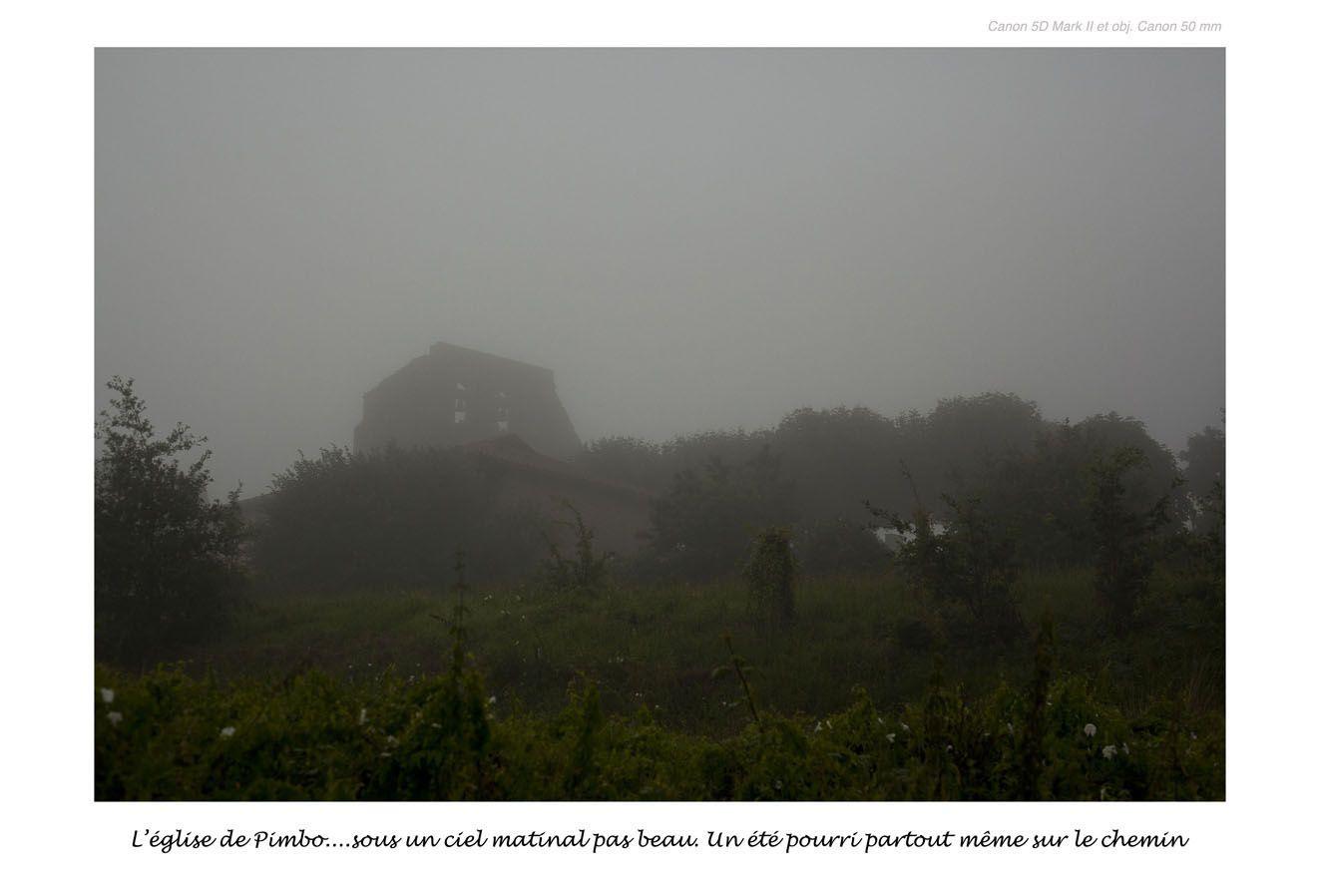 Compostelle (voie du Puy, partie française)