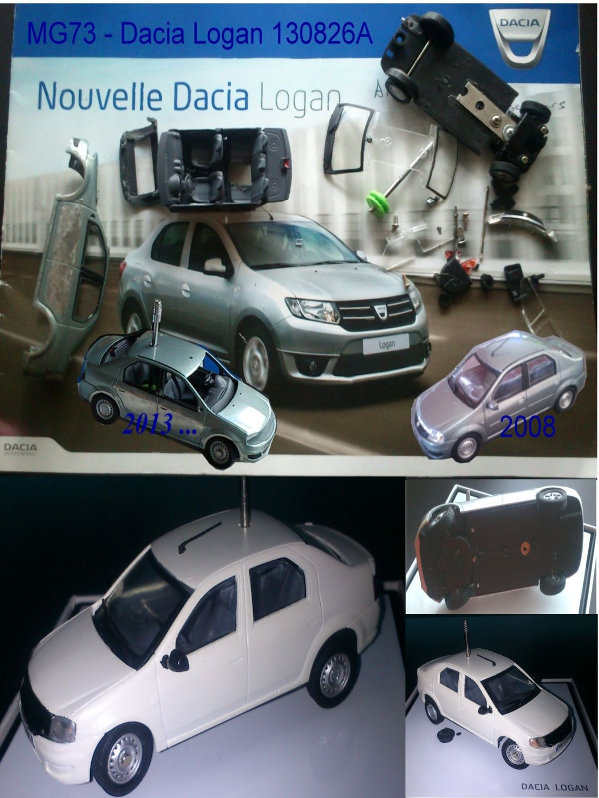 nouvelle dacia logan le blog de mg73 tuning. Black Bedroom Furniture Sets. Home Design Ideas