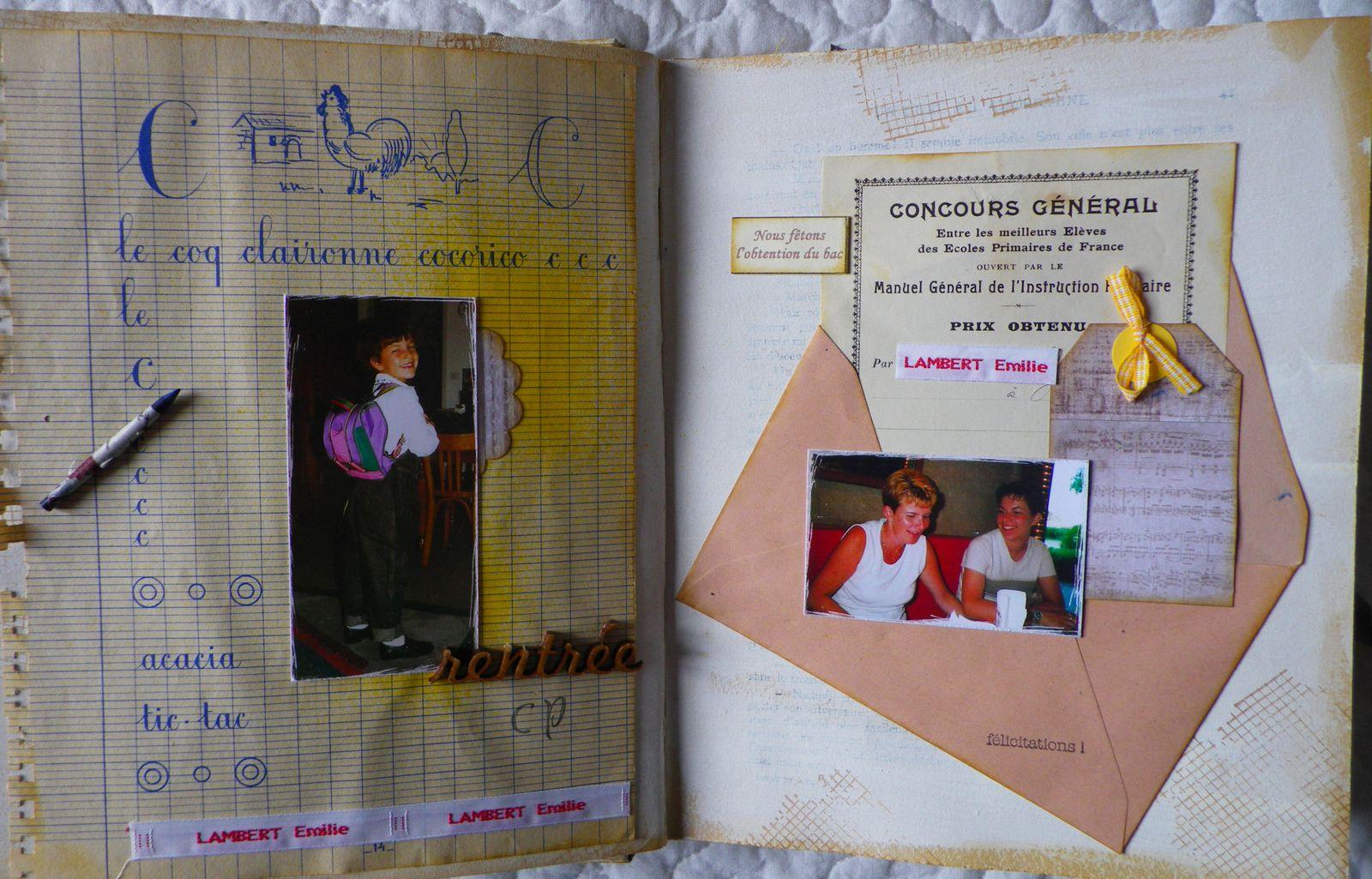 Le livre d'Emilie (2)
