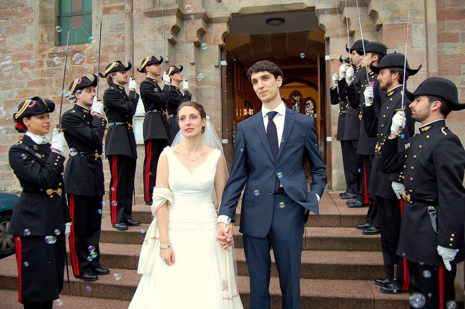 Mariage d'Amélie et Alexandre