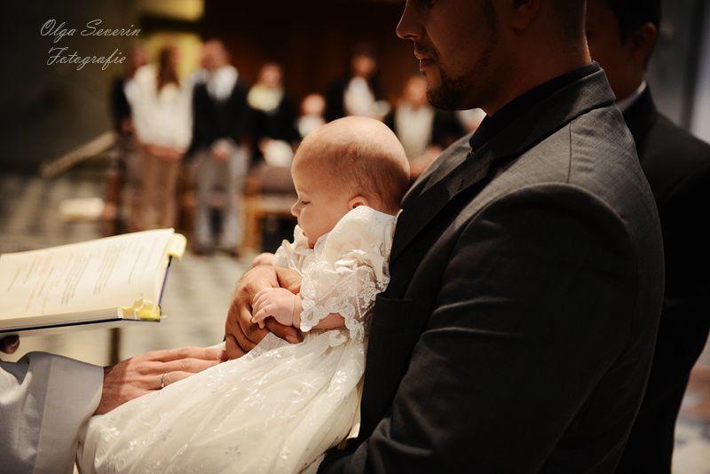 Taufe von Leonard und Laetitia