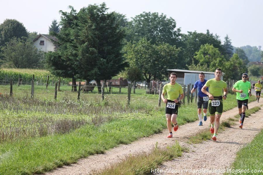 D'autres photos des 10 km de Ray sur Saône
