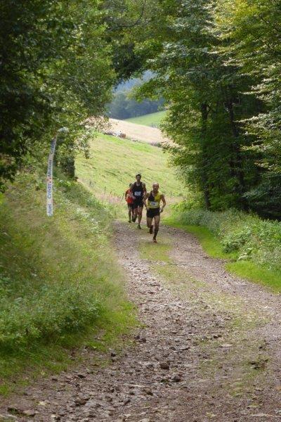 Photos trail des Chabonniers - Saint Maurice sur Moselle - Rouge Gazon