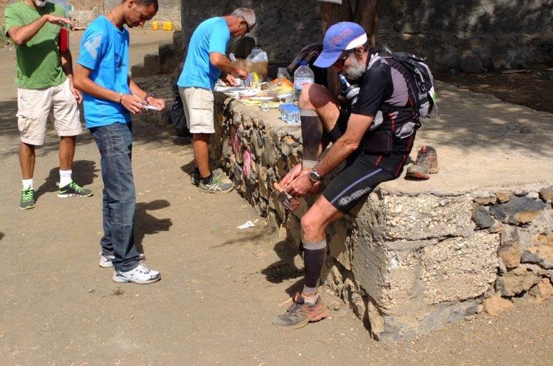 Sur la Piste des Oasis au Cap Vert...