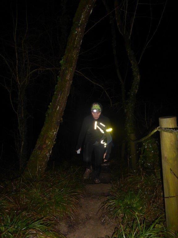 Photos : Le trail Nocturne de Florian : 14 km dans les Monts de Gy
