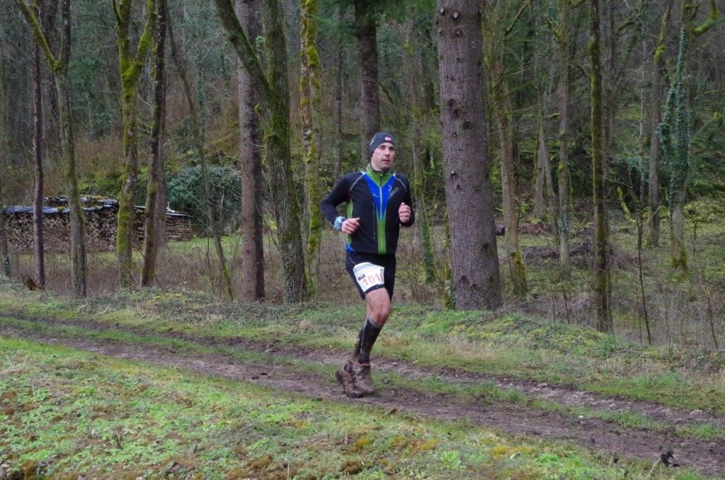 Album photo trail des Monts de Gy 2015 - album Agathe 5