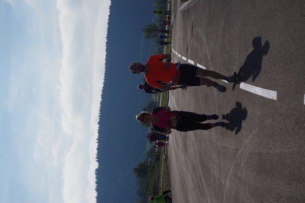 Trail des marcassins - trail dessangliers