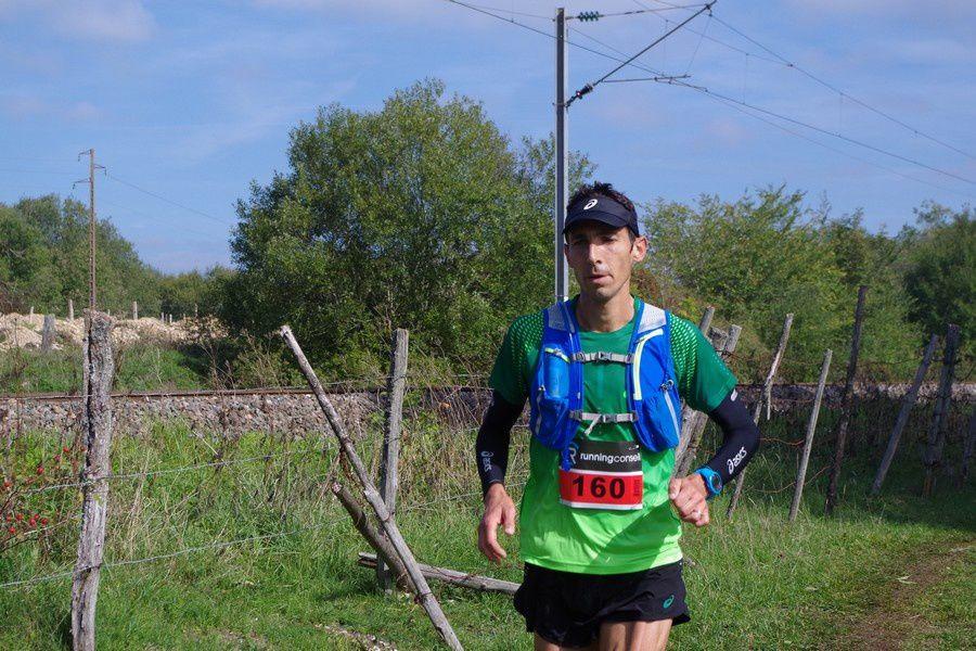 Trail des Sangliers Arnaud Perignon - Jean-Marie Thevenard