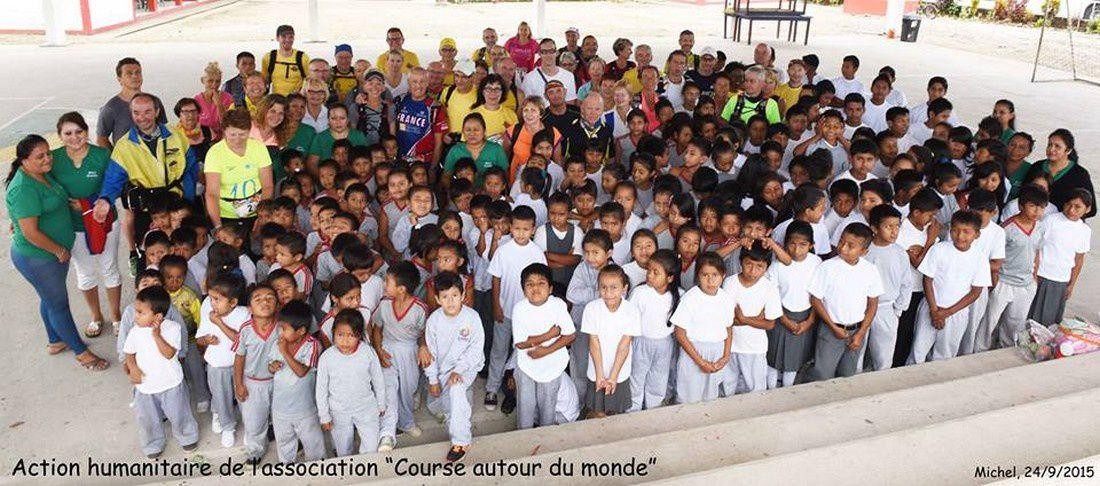 Raid Equateur de Jean-Luc