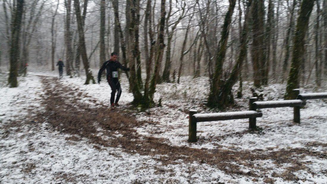 Trail des Monts de Gy 2016 - Les photos de Jules partie 1