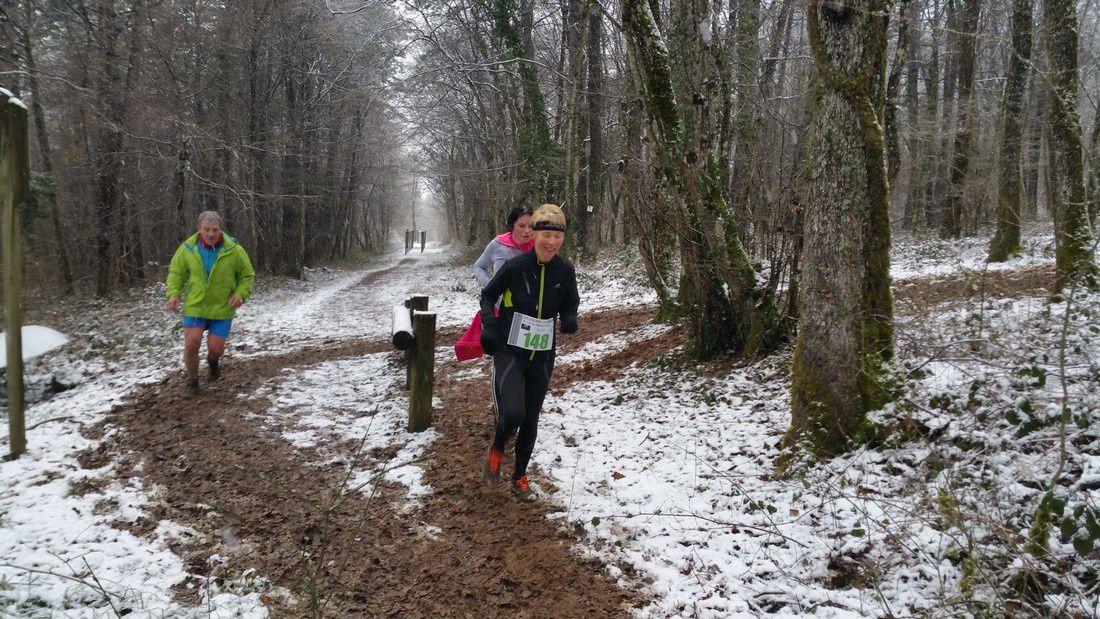Trail des Monts de Gy 2016 - Les photos de Jules partie 2