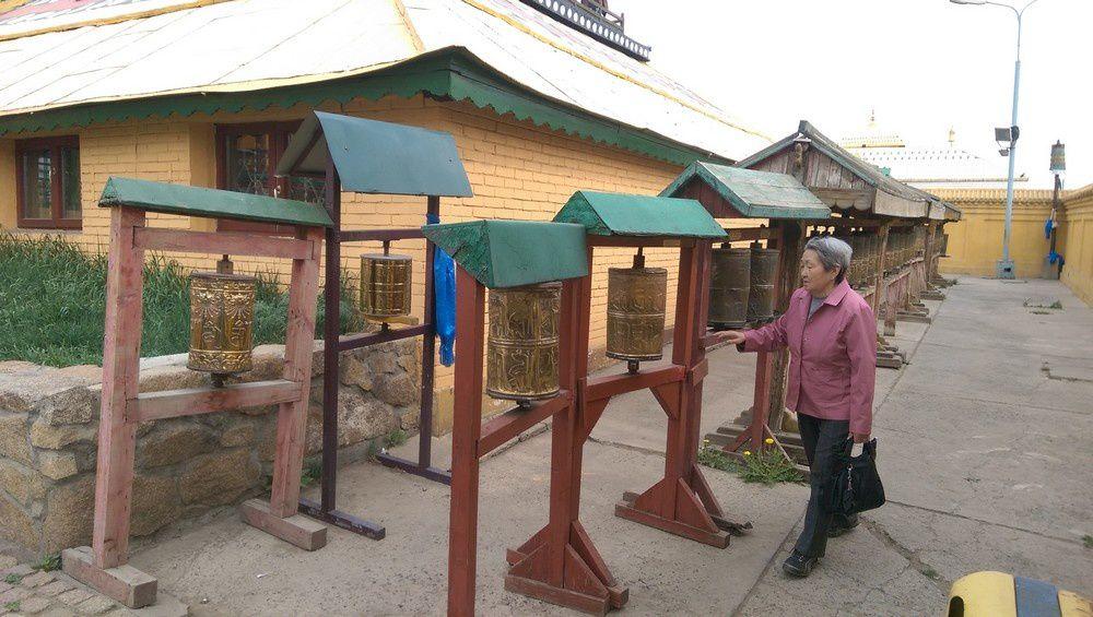 La Piste des oasis en Mongolie - par Jean-Luc