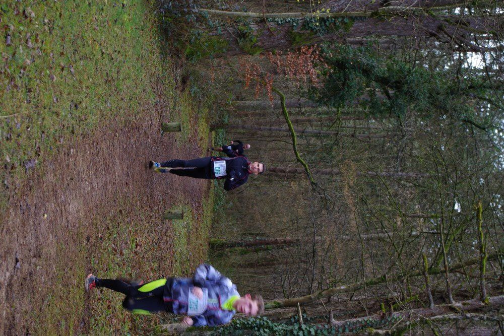 Trail des monts de Gy 2017 - Album photo 1 Marie