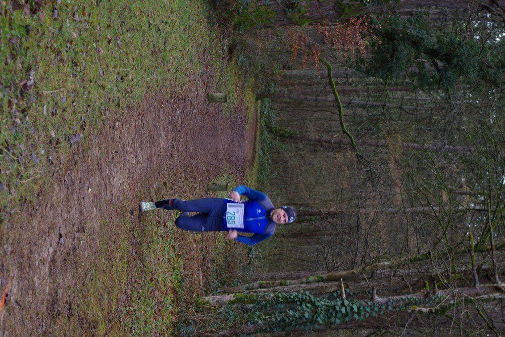 Trail des monts de Gy 2017 - Album photo 1 Marie